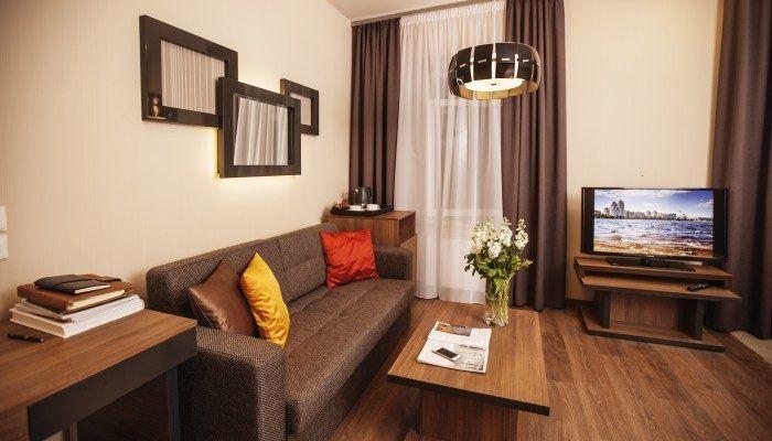 STANDARD ROOM senator-apartments photo