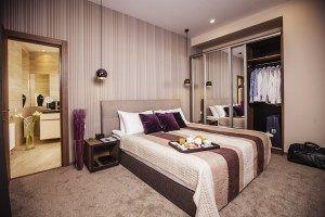 Senator Maidan hotel room