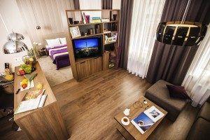type of hotel room Senator Maidan