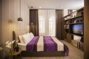 hotel bedroom Senator Maidan