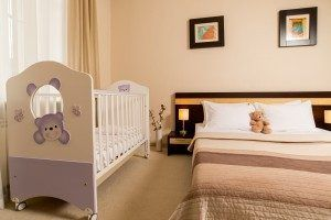 детская комната в отеле