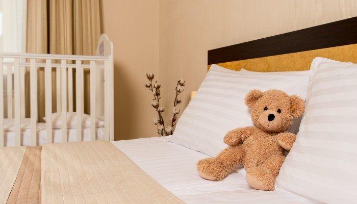 детская комната в отеле senator