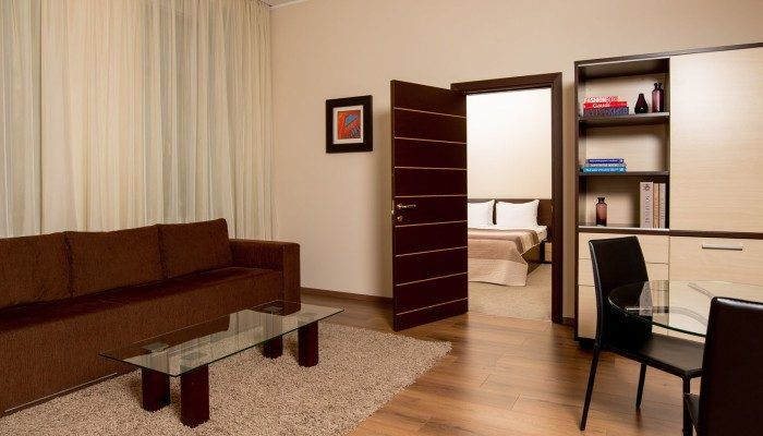 BEDROOM APARTMENT