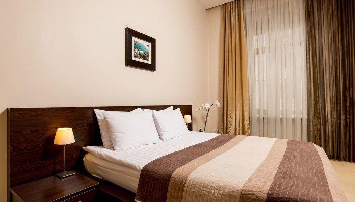 furniture in the hotel room Senator