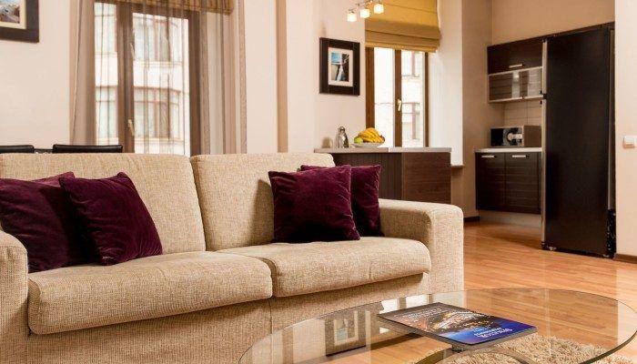 furniture in the apartment Senator