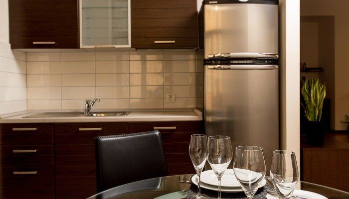 kitchen in the apartment Senator