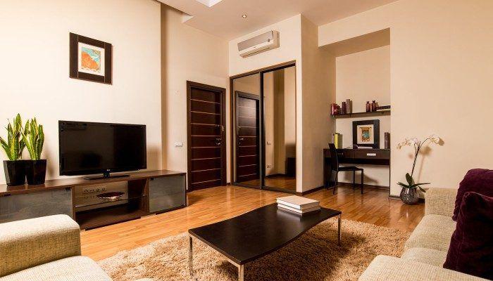 Senator Apartments hotel room