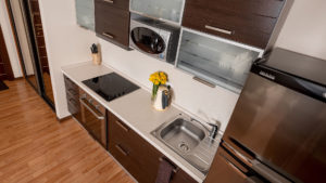 kitchen BEDROOM APARTMENT