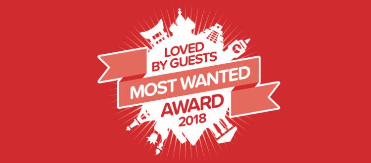 most wanted award 2018