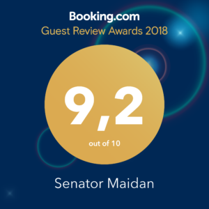 Senator_Maidan_Booking
