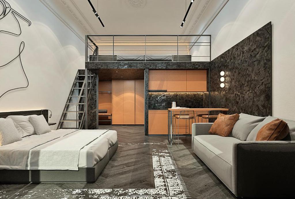 The Urban Quaters (Apartment, sleeps 6)